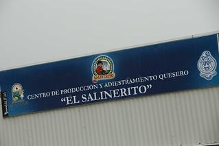 Cheese galore at El Salinerito, Salinas, Ecuador