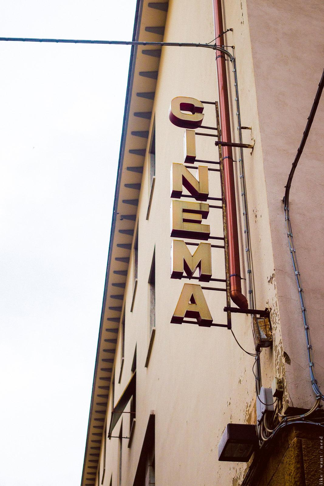 Cinema, Florence