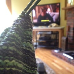 #knitting and the #WestWing