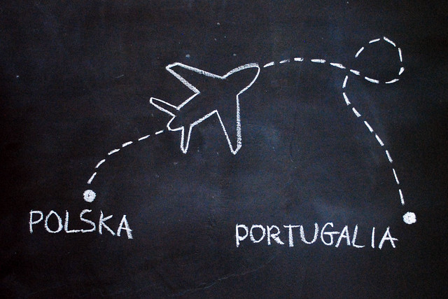 Portugal, here we come!