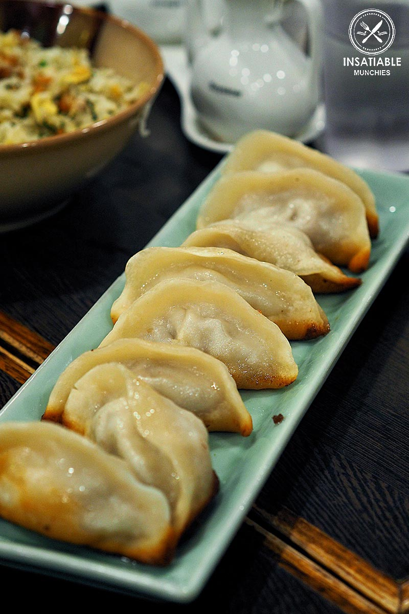 Sydney Food Blog Review: Taste of Shanghai, World Square. Pan fried pork dumpling,