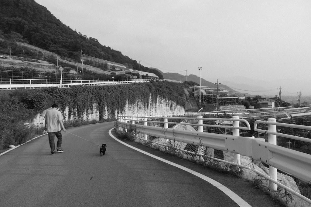 Touring with G3X - Okutama - Kofu