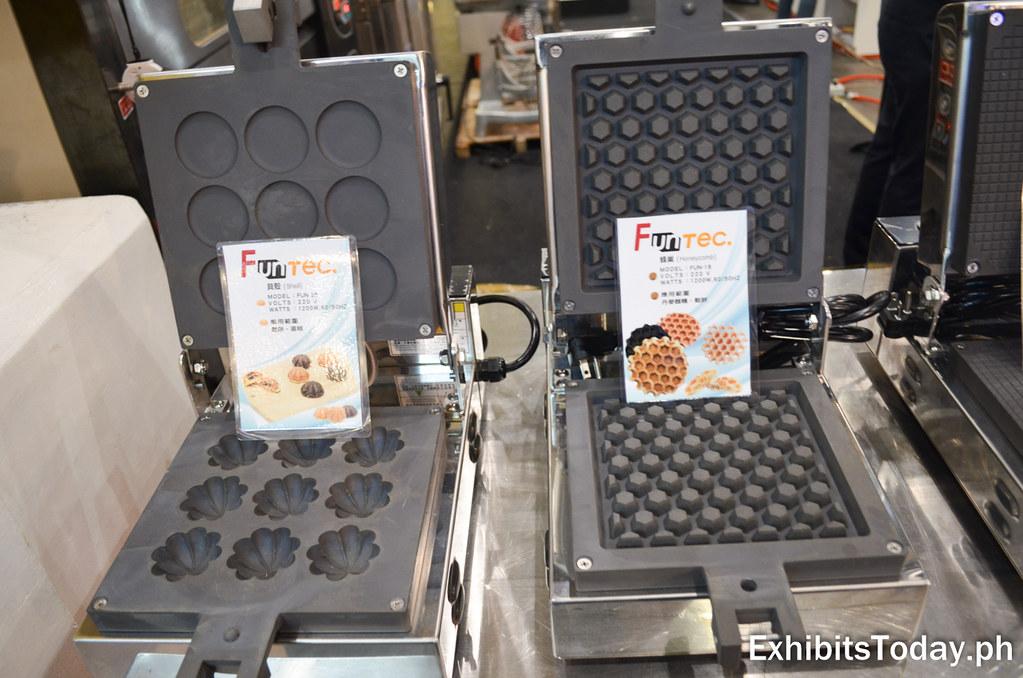 Funtec Waffle Irons