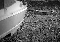 Little Boat [Olympus OM10]