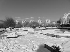 iarnă băimăreană/winter in baia mare