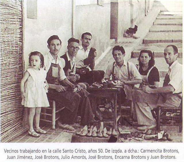 (Año 1950) - ElCristo - Fotografias Historicas - (01)