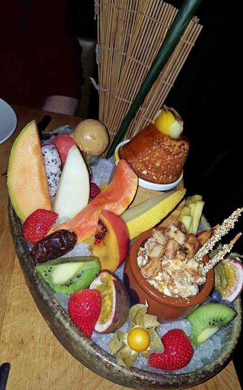 Dessert Platter at ROKA (Medium)