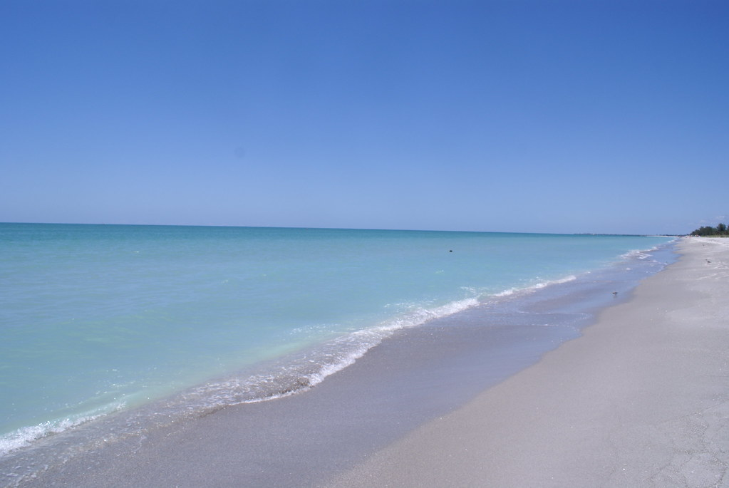 Beach on Captiva House