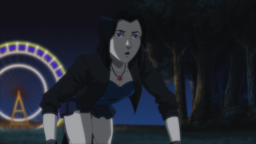 Raven In Justice League Vs Teen Titans  Solidsmax   Flickr-3772