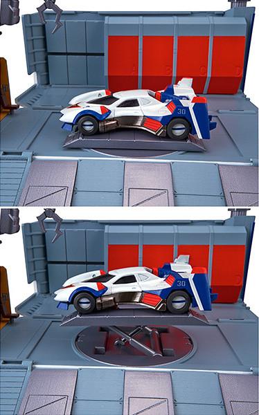 「閃電霹靂車」收集系列 DX SUGO運輸維修車 10V5000