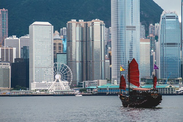 Hong Kong via TinyBlackBird