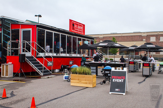 Weber Mobile Grill Academy