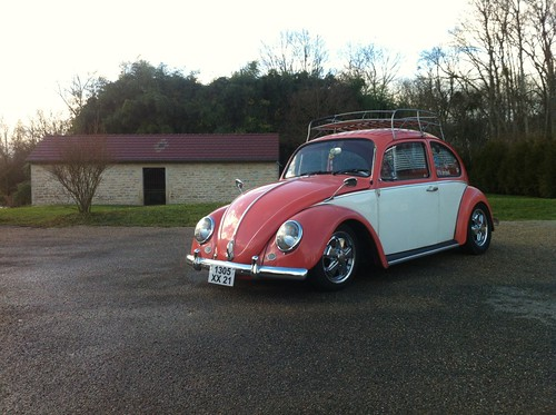 My old bug!