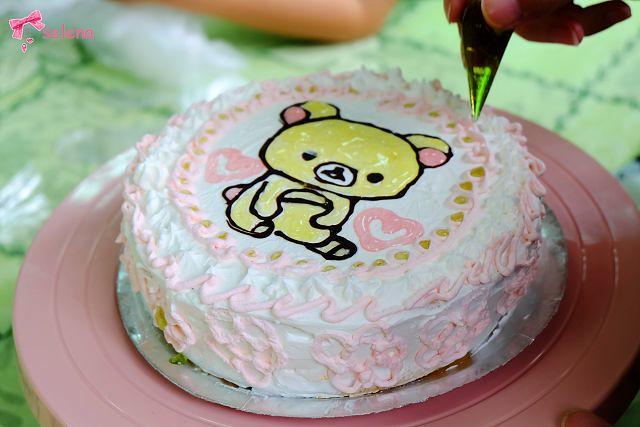 愛肯園蛋糕DIY