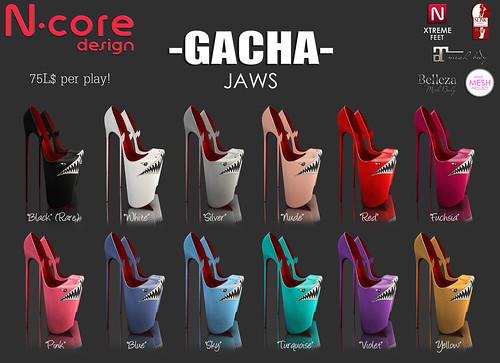 """N-core New Gacha! """"JAWS"""""""
