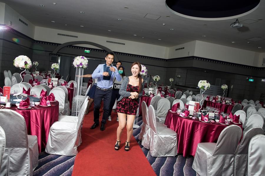 [婚攝] 勝平 & 慕嫺 / 華園大飯店