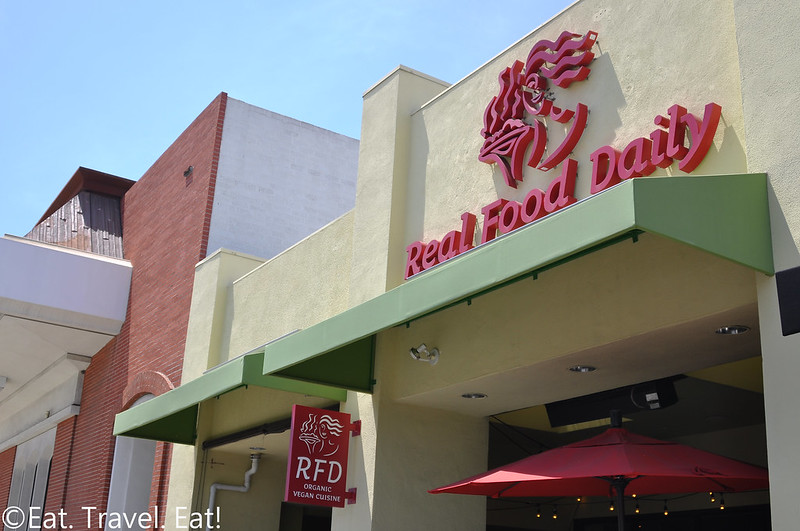 Real Food Daily- Pasadena, CA: Exterior