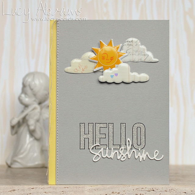 Hello Sunshine by Lucy Abrams