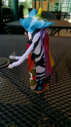 Art Dolls Workshop, June 28, 2015