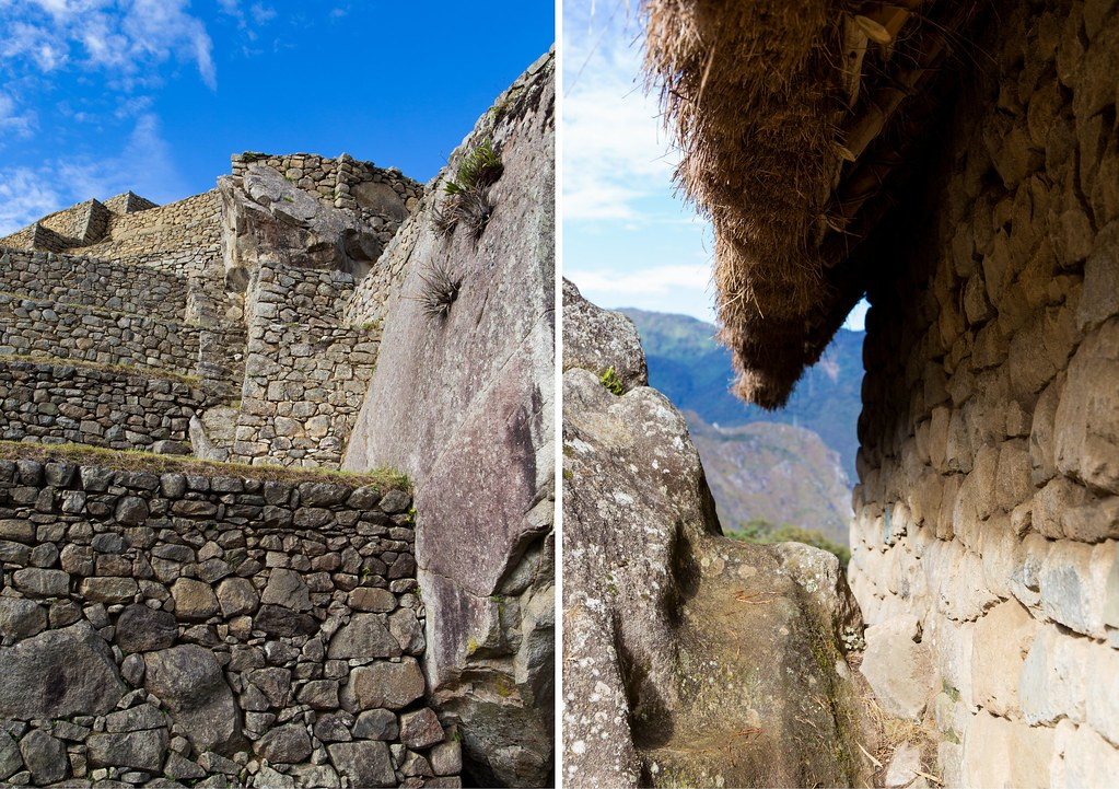 Machu Picchu - one year ago