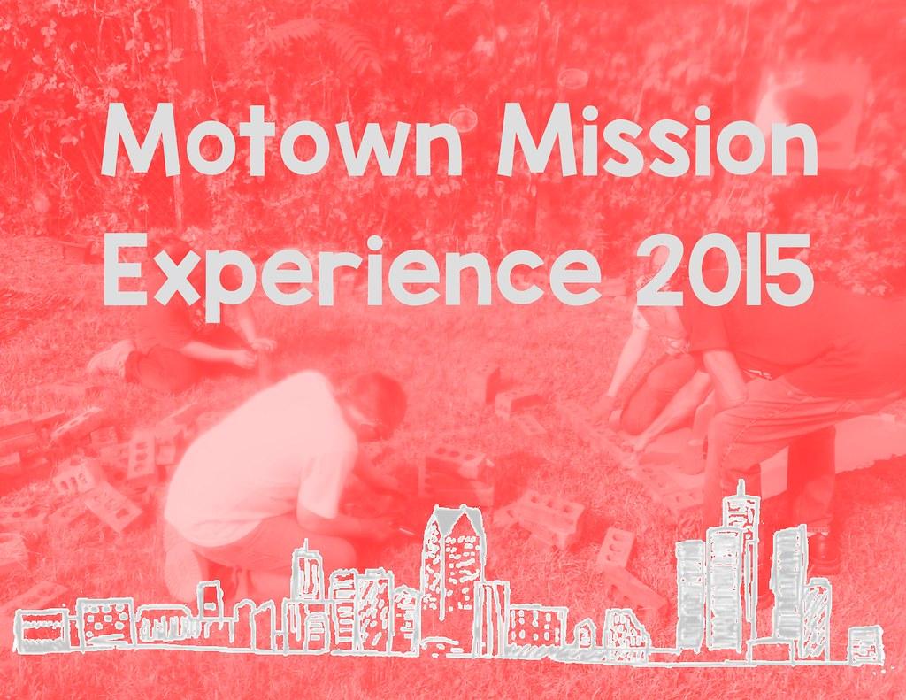 2015 Motown Mission
