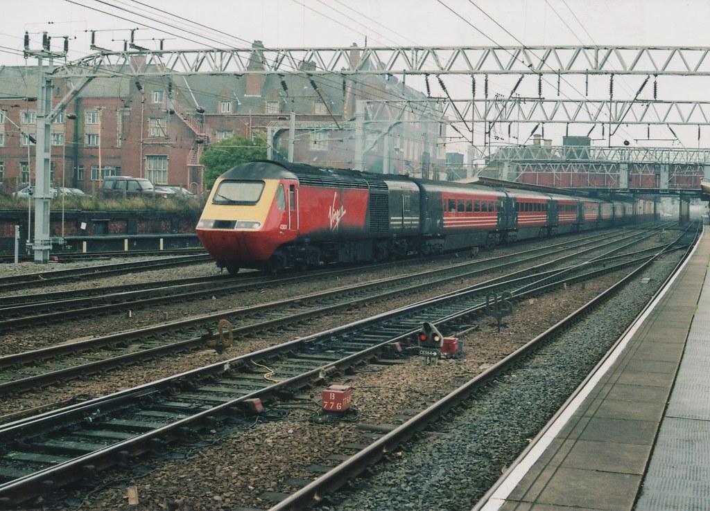 Virgin Trains Class 43, 43101 | Still in service with Virgin