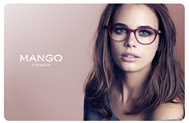trendy glasses 2015  KATHLEEN KONG: Eye Trendy: Mango Eyewear