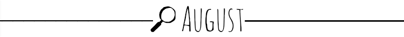 august MUST