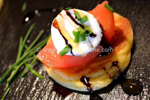 Blinis Tomates Mozzarella © Ana Luthi Tous droits réservés 002
