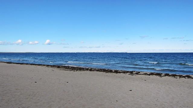 am Meer Ostsee Rügen