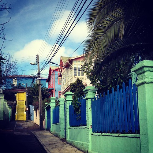 Pasaje Harrington, Playa Ancha