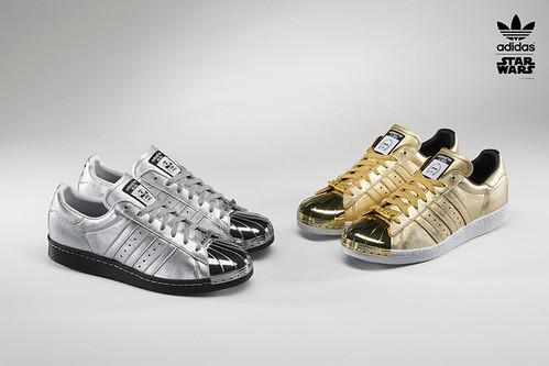 「mi STAR WARS」打造出你自己專屬的《星際大戰》主題ADIDAS 鞋款!