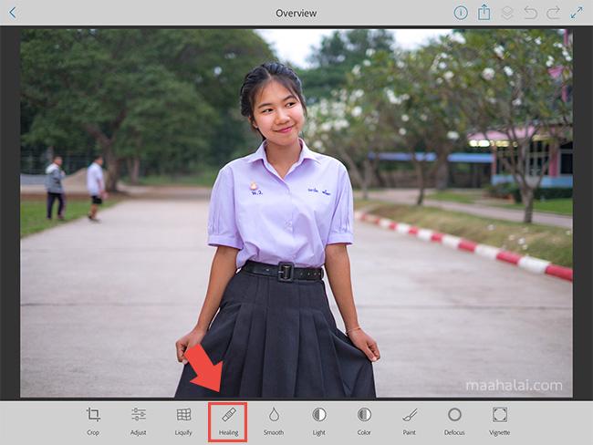 Photoshop Fix Clone Stamp