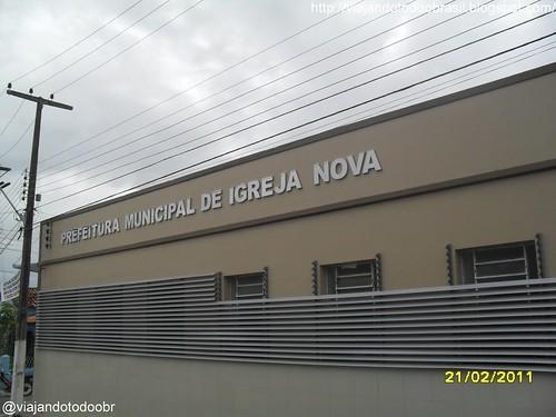 Prefeitura Municipal de Igreja Nova