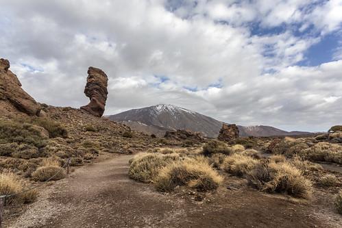 Roque Cinchado & Pico Teide #2