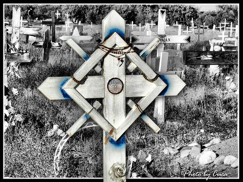 Sept 2011 - Arapaho Catholic Cemetery v15