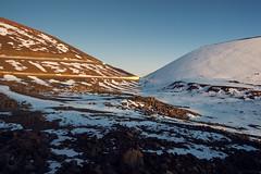 Snowy Hills on Mauna Kea