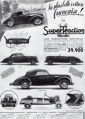 Rosengart Supertraction (1939)