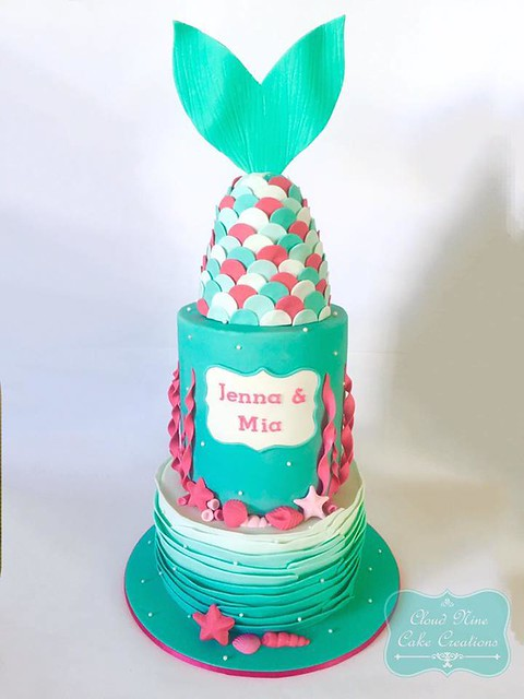 Cake by Cloud Nine Cake Creations
