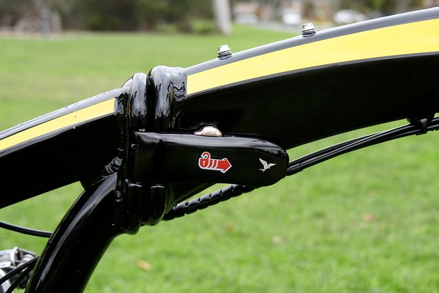 Tern Eclipse Frame Clamp