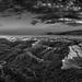borrego badlands panorama. 2015. by eyetwist