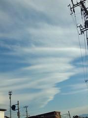 Blue Sky & Clouds 青空と雲