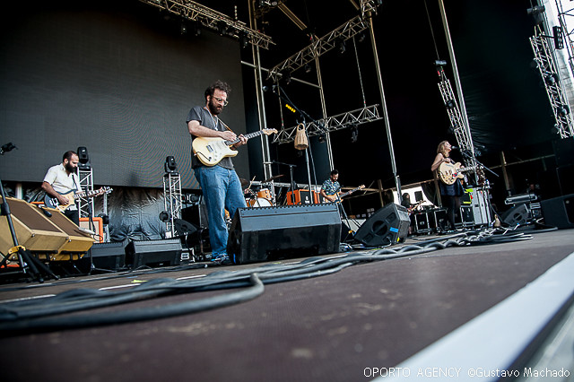 Banda do Mar - NOS Primavera Sound '15
