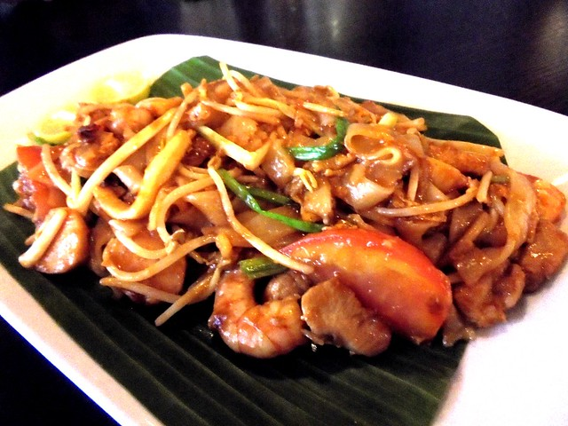 Cafe Ind fried kway teow