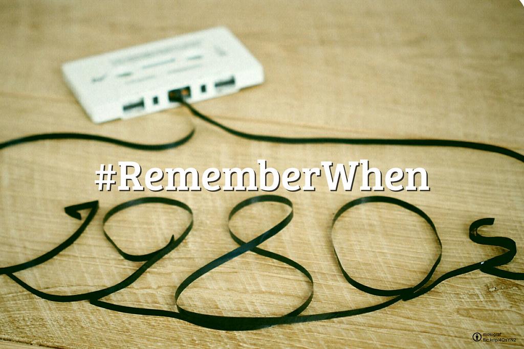 Flickr Friday: Recuerdas cuando…