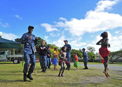 Blue Ridge Engages with Aboriginal Nonprofit