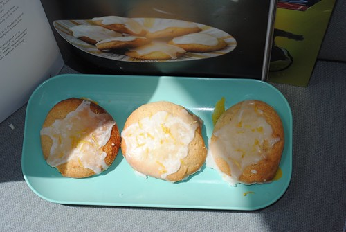 lemon zet summery biscuit recipe