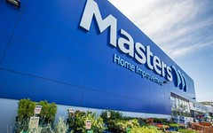 An installed sales team leader is required at Masters Penrith