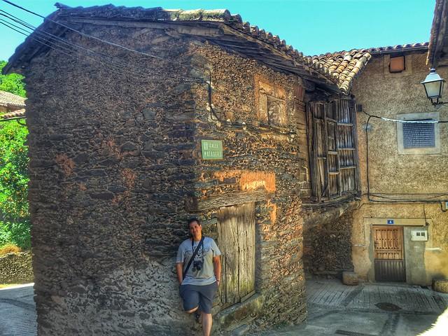 Sele en Robledillo (Sierra de Gata, Cáceres)