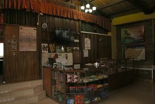 Chocolate shop, Salinas, Ecuador